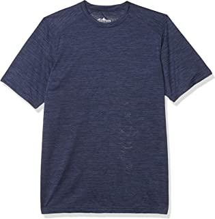 Charles River Apparel Men's Space Dye Moisture Wicking Performance Tee
