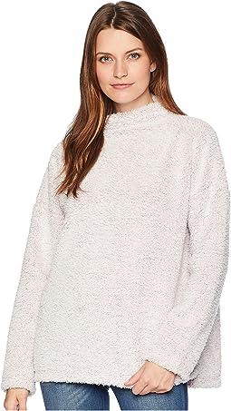 Fresh Air Fleece Drop Shoulder Pullover