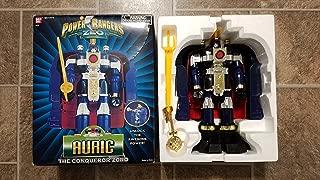 Power Rangers Deluxe Zeo Auric the Conqueror Zord Action Figure