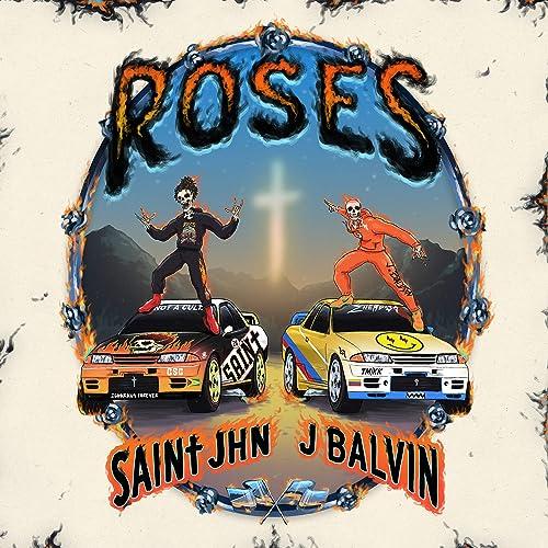 Roses Imanbek Remix Latino Gang Explicit By Saint Jhn J Balvin On Amazon Music Amazon Com