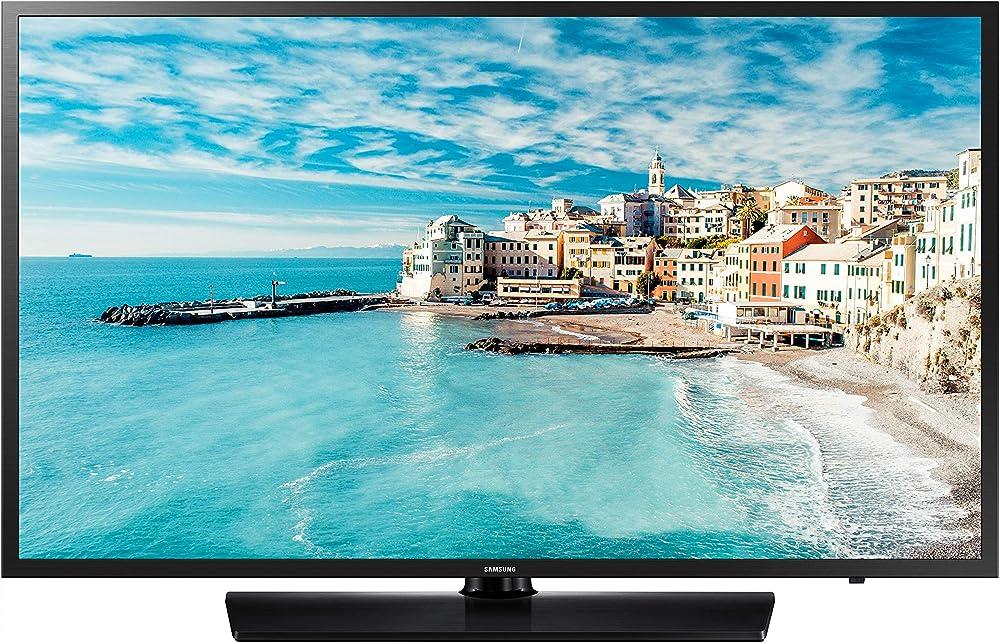 Samsung monitor hospitality display, full hd da 40 pollici 1920 x 1080 pixel, 2 hdmi, 1 usb HG40EJ470MKXEN