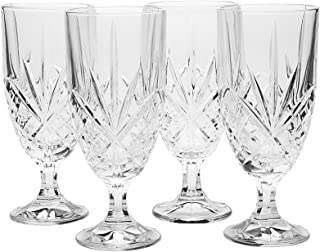 Best crystal water goblets Reviews