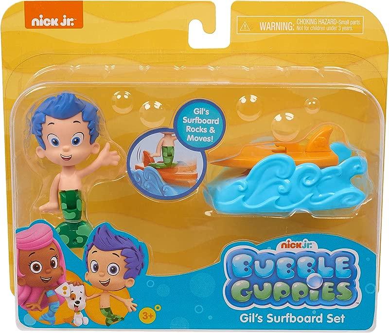 Bubble Guppies Gil Surfboard
