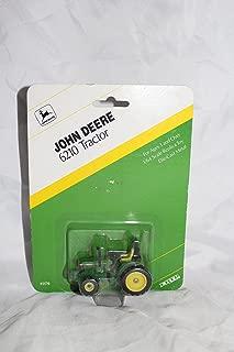 Vintage Toy ERTL John Deere Tractor Model 62010 Miniature John Deere 1:64 Scale