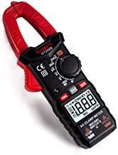 KAIWEETS Digital Clamp Meter 200A Multimeter, Auto-Ranging, CATIII 600V Volt Amp Meter with AC/DC Voltage, Ohm, Diode, Cap...