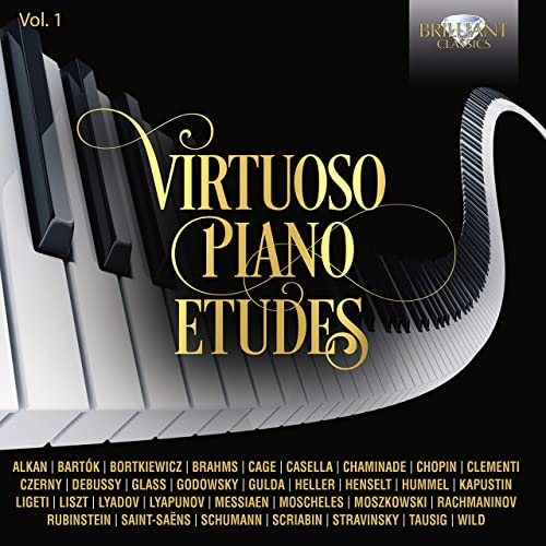 Virtuoso Piano Etudes, Vol. 1