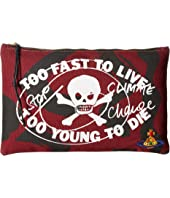 Vivienne Westwood - Africa Too Fast To Live Pouch