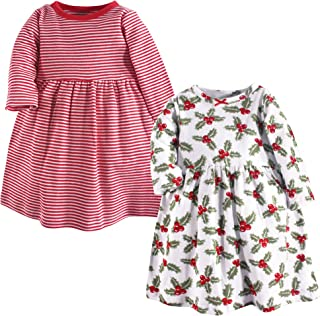 Hudson Baby Girls' Cotton Dresses