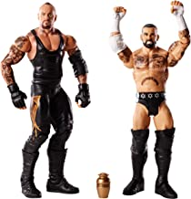 WWE Battle Pack CM Punk vs. Undertaker with Urn Action Figure, 2-Pack
