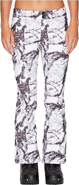 Printed Bond Pants