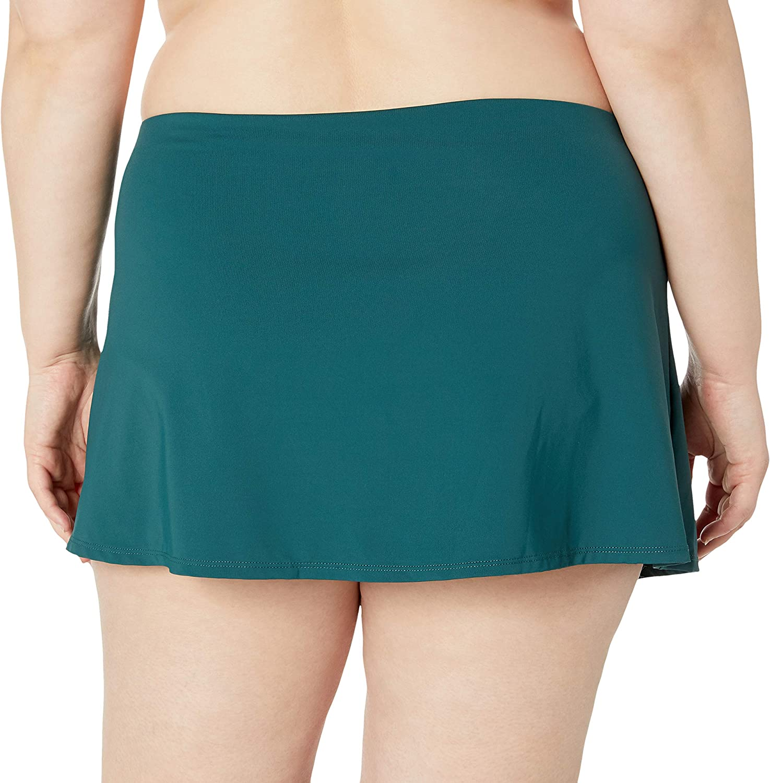 Anne Cole Women's Sarong Skirted Bikini Swim Bottom