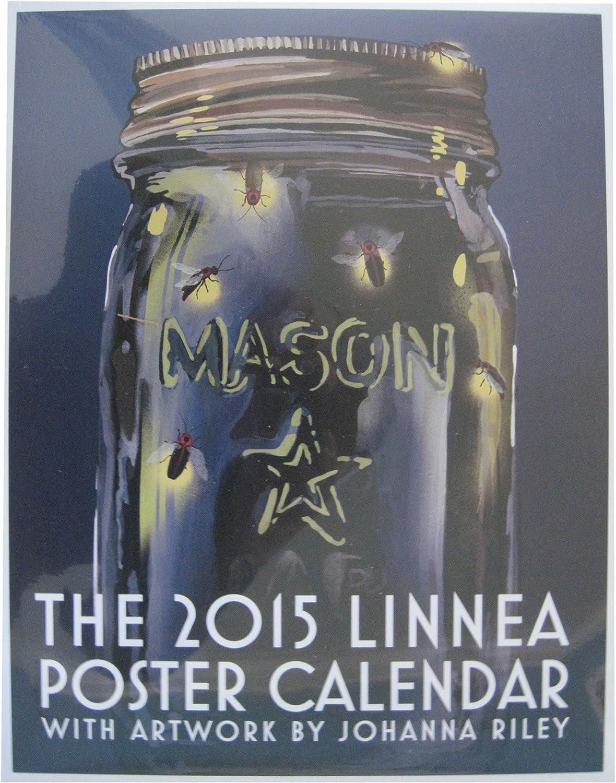 Linnea Design 2015 Poster Kalender B00JGV9QMC | Zart