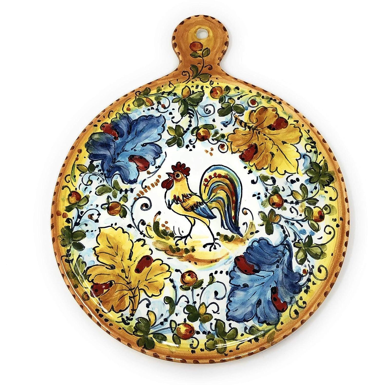 Washington Mall CERAMICHE PARRINI - Italian Ceramic Kitchenware Utensil Art Triv SALENEW very popular