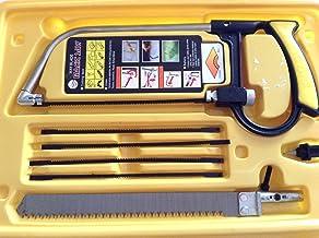 Kit Manual para cortar Madera . Serrucho con Sierra + Recambio + Gran sierra Professional