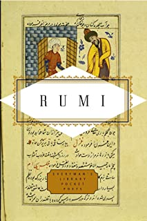 Rumi: Poems (Everyman's Library Pocket Poets Series)