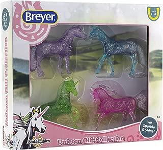 Breyer Horses Glitter Unicorn Gift Collection Set