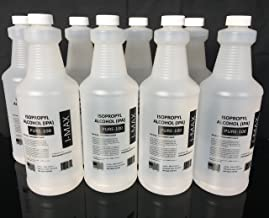 Isopropyl Alcohol 99.5+% - 2 Gallons (8 quarts) 100% Purity - Rubbing Alcohol