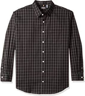 ad65c0cc6d5aa Van Heusen Men s Big and Tall Long-Sleeve Traveler No-Iron Button-Front