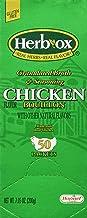 Hormel Herb Ox Chicken Bouillon 50 Packets
