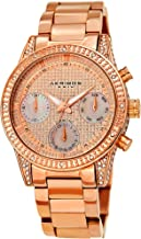 akribos women's watch