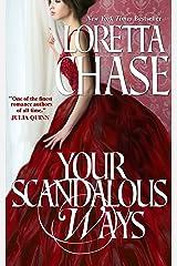 Your Scandalous Ways Kindle Edition
