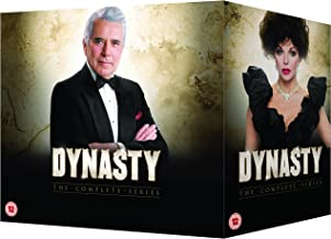 Dynasty Complete Series Dynasty - Series 1-9 NON-USA FORMAT, PAL, Reg.2 United Kingdom