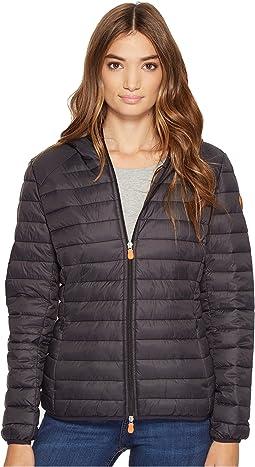 Save the Duck - Basic Hooded Nylon Jacket