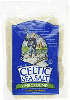 celtic salt nutrition