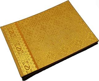 Handcrafted Brocade Fabric Photo Album Large