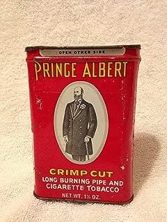 Old Prince Albert Tobacco Tin Can 1 1/2 Oz