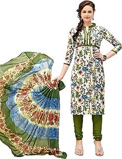 Minu salwar Printed Suit sets RIchwear 1008