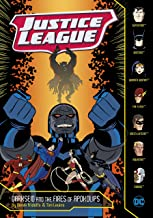 Darkseid and the Fires of Apokolips (Justice League)