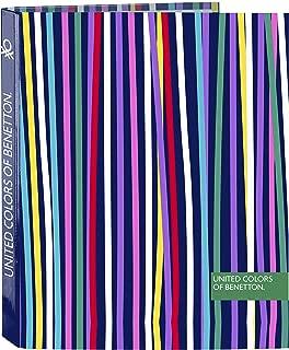 Benetton 2018 Pencil Cases, 33 cm, Multicolour (Multicolor)