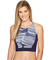 Under Armour - Mirror Printed Crop Top