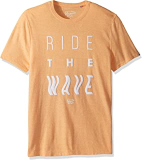 Original Penguin Men's Suns Up Thumbs Up Tee