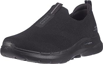 حذاء جو ووك 6 الرجالي من سكيتشرز - حذاء رياضي سهل التمدد سهل الارتداء