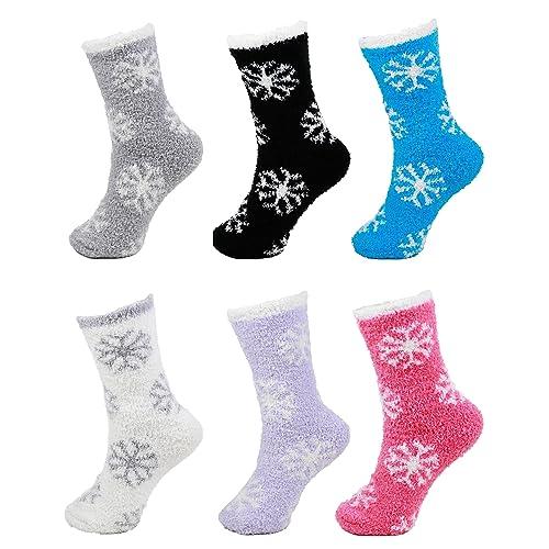 Weird Fuzzy Socks 8