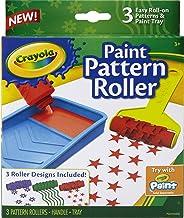 Crayola Paint Pattern Roller