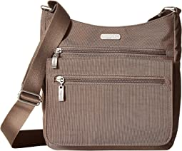 Legacy Top Zip Flap Crossbody with RFID Wristlet