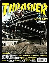 Thrasher Magazine July 2019 | Gotta Eat! DC Devours Down Under