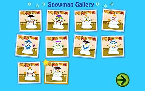 『Starfall Snowman』の5枚目の画像