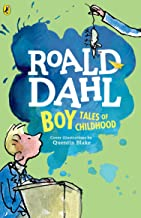 tales of childhood by roald dahl