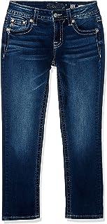 Miss Me Women's Mid-Rise Capri Pants