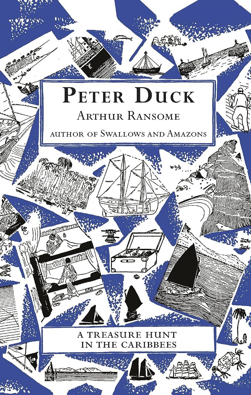征服プロポーショナルトーンPeter Duck (Swallows And Amazons) (English Edition)