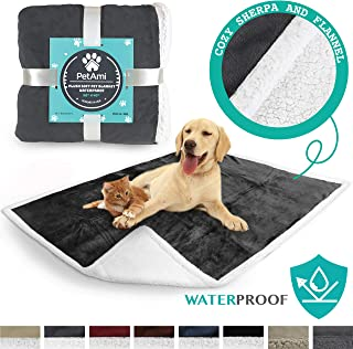waterproof dog blankets for couch