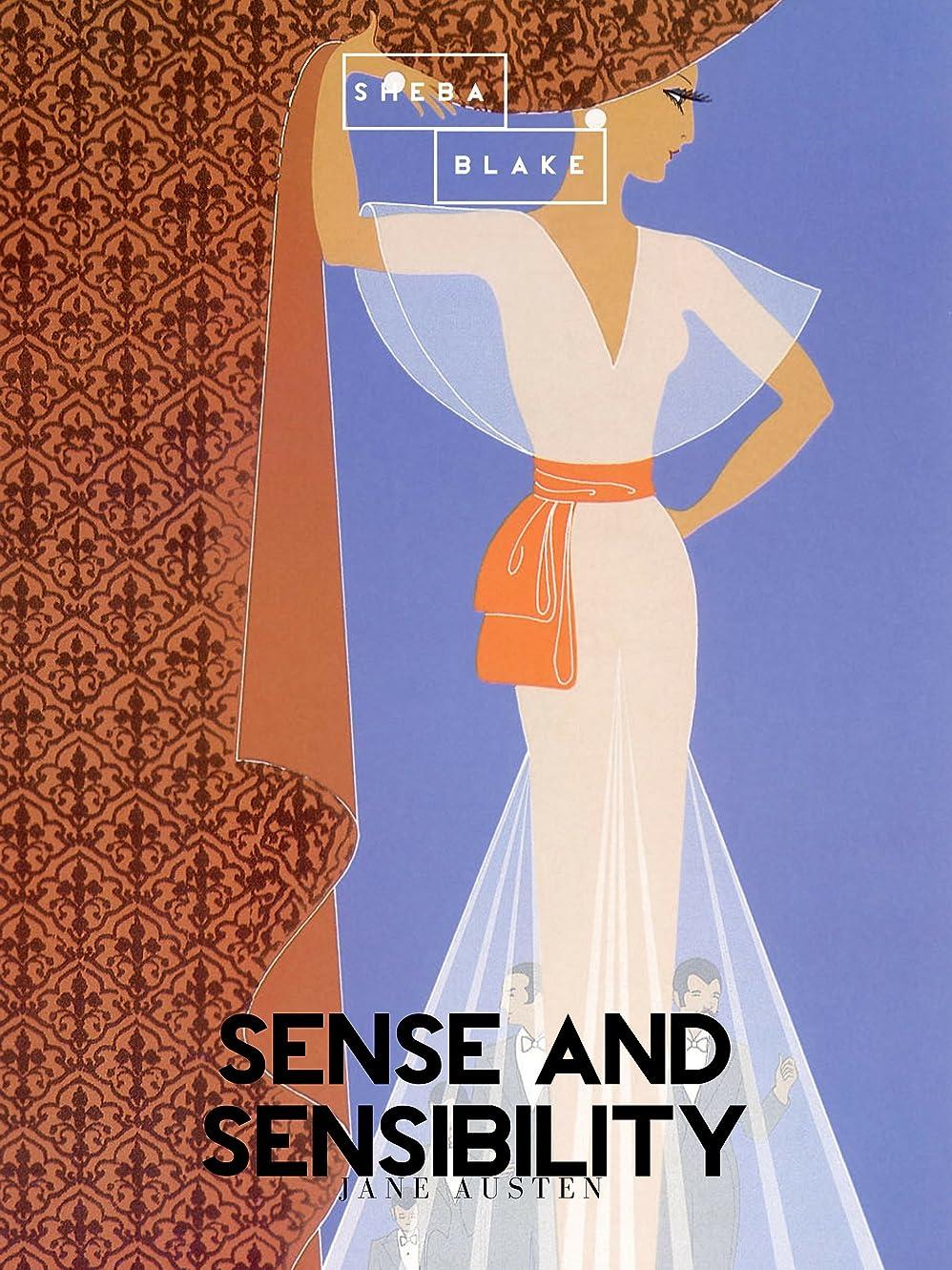 欠かせない昨日時間Sense and Sensibility (English Edition)