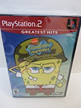 Spongebob Squarepants Battle for Bikini Bottom Greatest Hits Playstation 2
