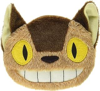 "GUND My Neighbor Totoro Cat Bus Stuffed Animal Plush Coin Purse, 5"""