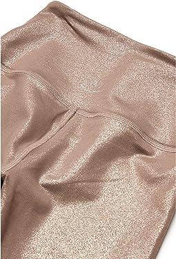 Mocha Brown/Rose Gold Twinkle