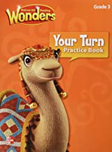 Reading Wonders, Grade 3, Your Turn Practice Book
